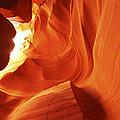 Antelope Canyon in Winter Light 1