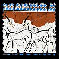 Antelope Of Akrotiri by Steve Bogdanoff