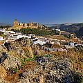 Antequera Alcazaba by Guido Montanes Castillo