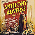 Anthony Adverse ,from Left Olivia De by Everett