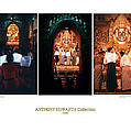 Anthony Howarth Collection - Gold - Simply Buddha? Mandalay by Anthony Howarth