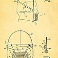 Anti Eating Mask Patent Art 1982 by Ian Monk
