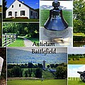 Antietam Collage by Patti Whitten