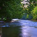 Antietam Creek - Hagerstown Maryland by Bill Cannon