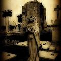 Antique Angel by John Malone