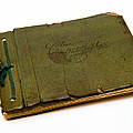 Antique Autograph Book by Amy Cicconi