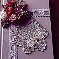 Antique Book by Sally Weigand
