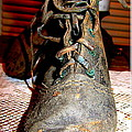 Antique Boots by Danielle  Parent