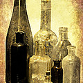 Antique Bottles From The Past by Phyllis Denton