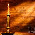 Antique Candlestick by Olivier Le Queinec