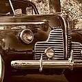 Antique Car by Thomas Shockey