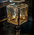 Antique Carriage Lamp by Paul Freidlund