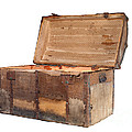 Antique Chest by Sinisa Botas