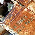 Antique Chevrolet Farm Truck by Jeff Lowe