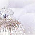 Antique Christmas Bauble by Jane Rix