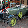 Antique Convertable by Robert Floyd