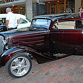 Antique Coupe by Robert Floyd