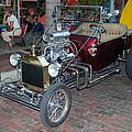 Antique Custom Hotrod by Robert Floyd