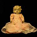 Antique Doll 2 by Mechala Matthews
