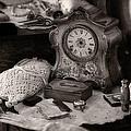 Antique Dresser I by Maria Angelica Maira