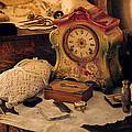 Antique Dresser  by Maria Angelica Maira