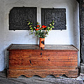 Antique French Chest by Dave Mills