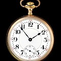 Antique Gold Pocketwatch by Jim Hughes