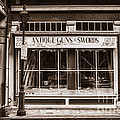 Antique Guns And Swords - French Quarter by Kathleen K Parker