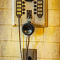 Antique Intercom by Paul Freidlund