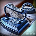 Antique Iron by Paul Ward