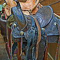 Antique Leather Horse Saddles