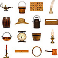 Antique Objects Collection by Olivier Le Queinec