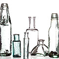 Antique Old Bottles by Dirk Ercken