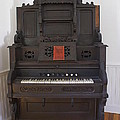 Antique Organ by Laurie Perry
