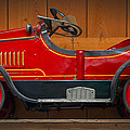Antique Pedal Car 2 by Dave Mills