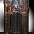 Antique Philco Radio Model 37 116 Merged V by Thomas Woolworth