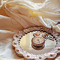 Antique Pocket Watch by Amanda Elwell