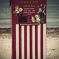 Antique Punch And Judy by Linsey Williams