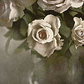 Antique Roses by Annie Snel