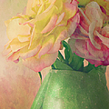Antique Roses by Theresa Tahara