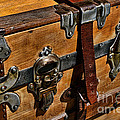 Antique Steamer Truck Detail by Paul Ward