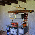 Antique Stove by Dave Mills