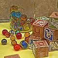 Antique Toys by Valerie Garner