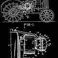 Antique Tractor Patent by Dan Sproul