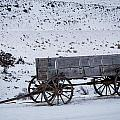 Antique Wagon by Michael Chatt