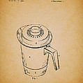 Antique Westinghouse Coffee Maker Patent 1964 by Mountain Dreams