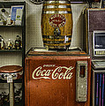 Antiques - Murray's Root Beer And Coca Cola by Betty Denise