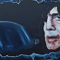 Anton Chigurh No Country For Old Men by Matt Burke