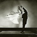 Antonio And Renee De Marco Dancing by Edward Steichen