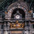 Antwerp Central by Joan Carroll